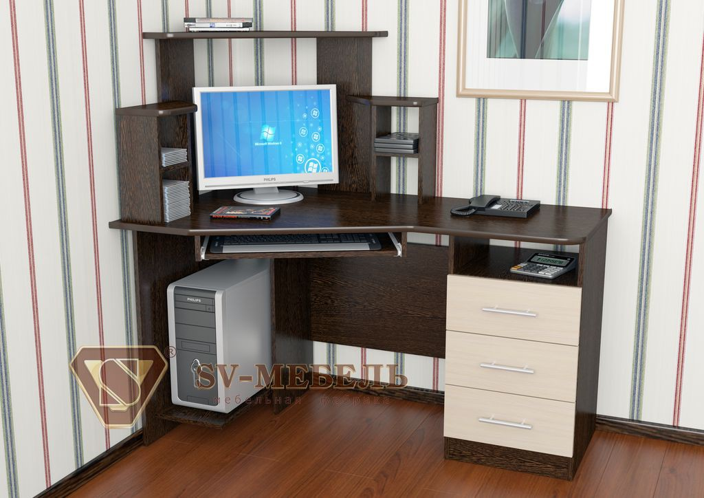 Стол компьютерный - твоя мебель.