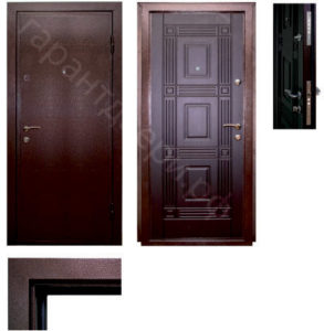 """Входная металлическая дверь """"ГРАНТ"""""""