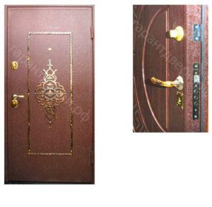 """Входная металлическая дверь """"ВОСТОК"""""""