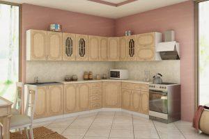 Кухня Настя угловая 2.85 х 1.85