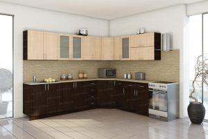 Кухня Тиса угловая 2.8 х 2.49 м