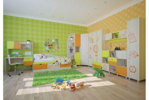 Комплект детской мебели «ПОЧЕМУЧКА»