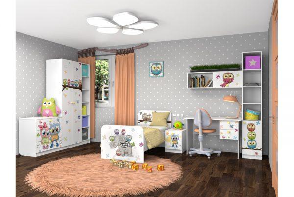 Комплект детской мебели «СМАРТИ»